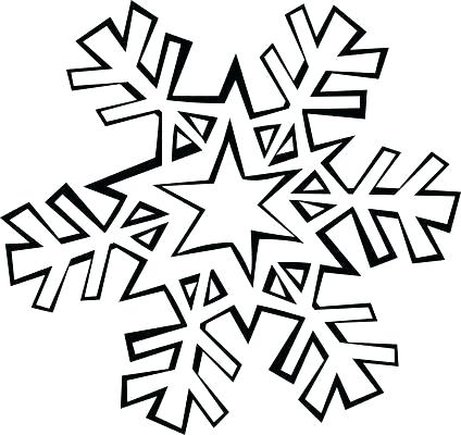 424x400 simple snowflake patterns snowflake small simple snowflake