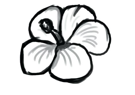 469x332 Easy Drwings Easy Easy Drawings Of Flowers And Hearts