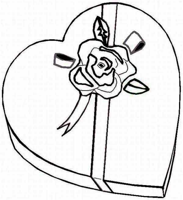600x657 Heart Drawing Free Download