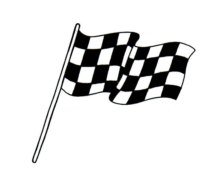 706x619 draw a checkered flag garden flag drawing, checkered flag