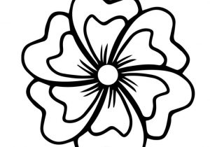 300x210 Easy Drawings Flowers How To Draw A Flower