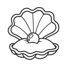 Simple Shell Drawing