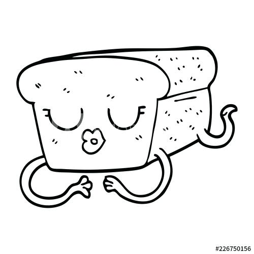 500x500 loaf of bread drawing cartoon loaf of bread simple loaf of bread