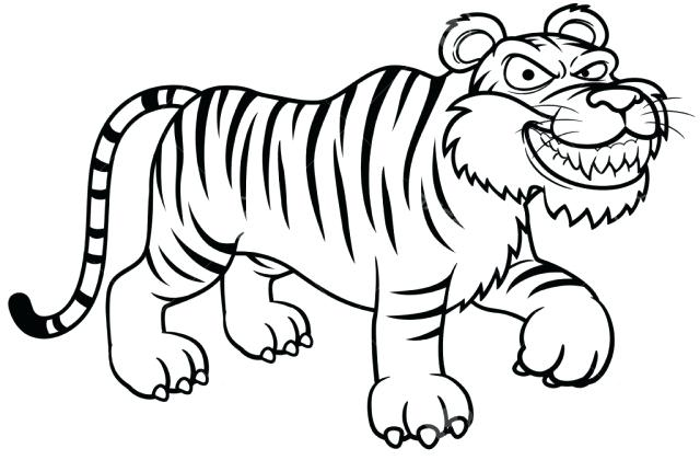 640x420 easy tiger drawing tiger easy tiger face drawing step