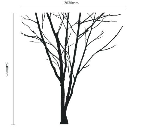 490x442 winter tree drawing winter tree drawing lonely winter tree wall