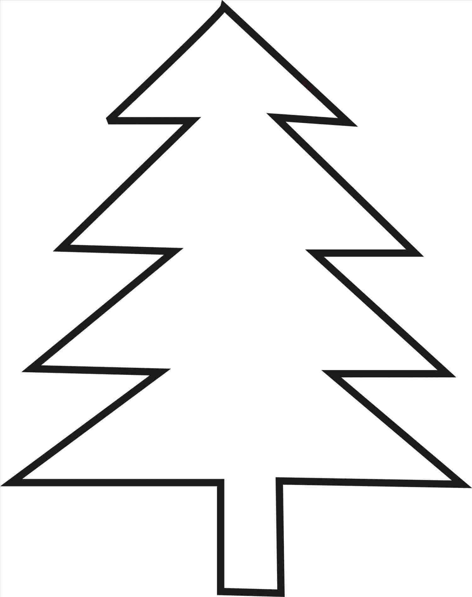 1500x1898 Simple Christmas Tree Line Drawing Drawing Fine Art