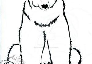 300x210 bear sitting drawing hand sketch sitting polar bear stock vector