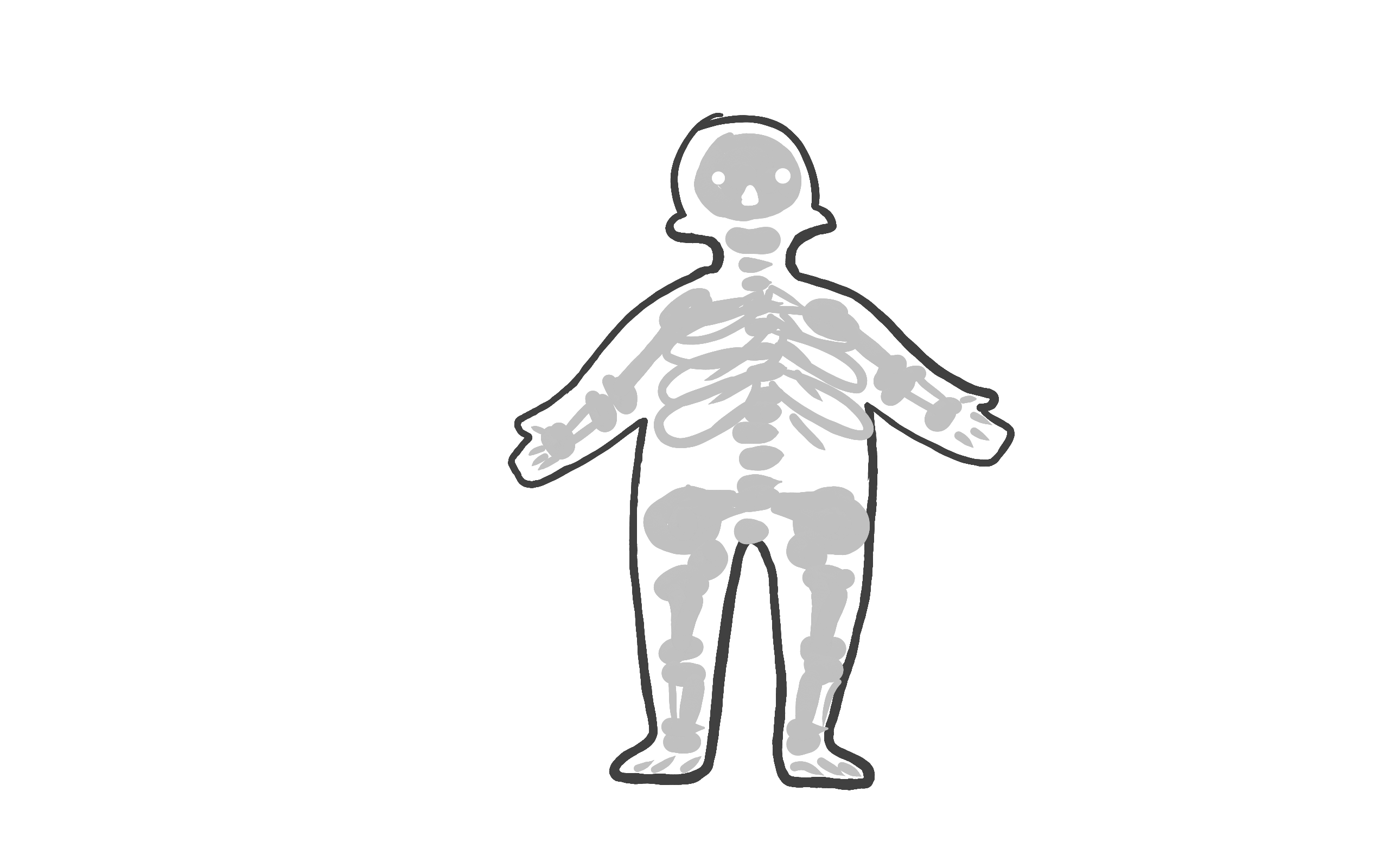 File Human Skeleton Diagram Trace Svg Manual Guide