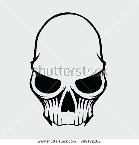 450x470 how to draw a skeleton head drawing skeleton how to draw skeleton
