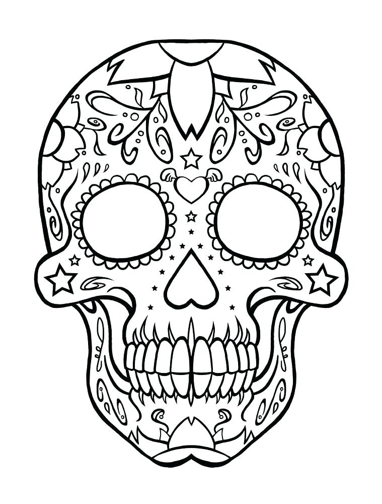 Skeleton Drawing For Kids | Free download on ClipArtMag