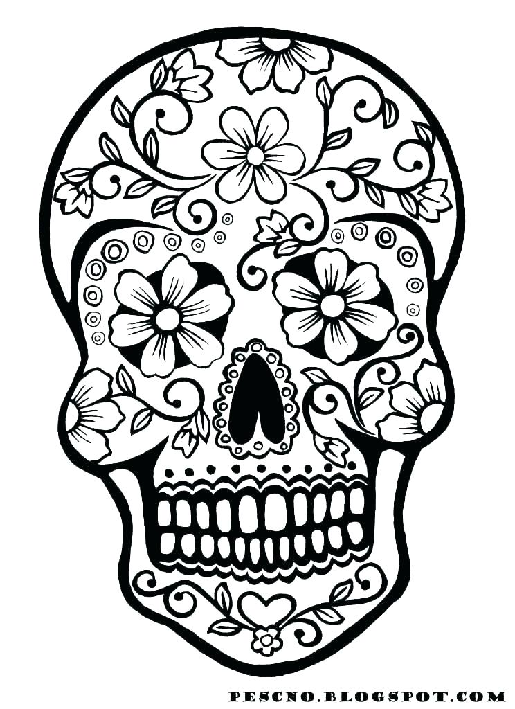 744x1024 Halloween Skeleton Printable Full Size Of Free Skeleton G Pages