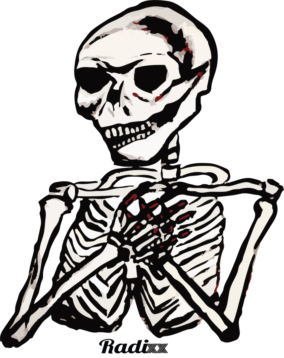 950x1200 Skeletons Drawing Chest Transparent Png Clipart Free Download