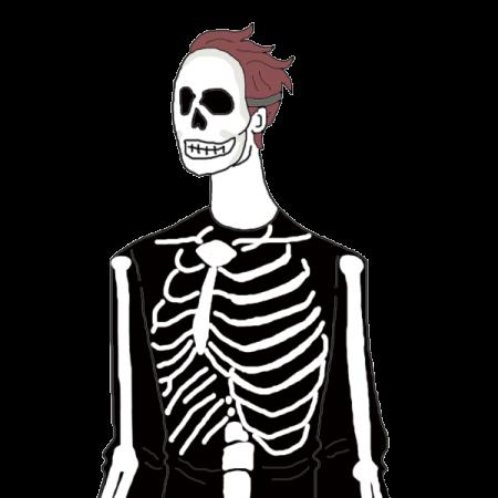450x450 Skeleton Dream Dictionary Interpret Now!