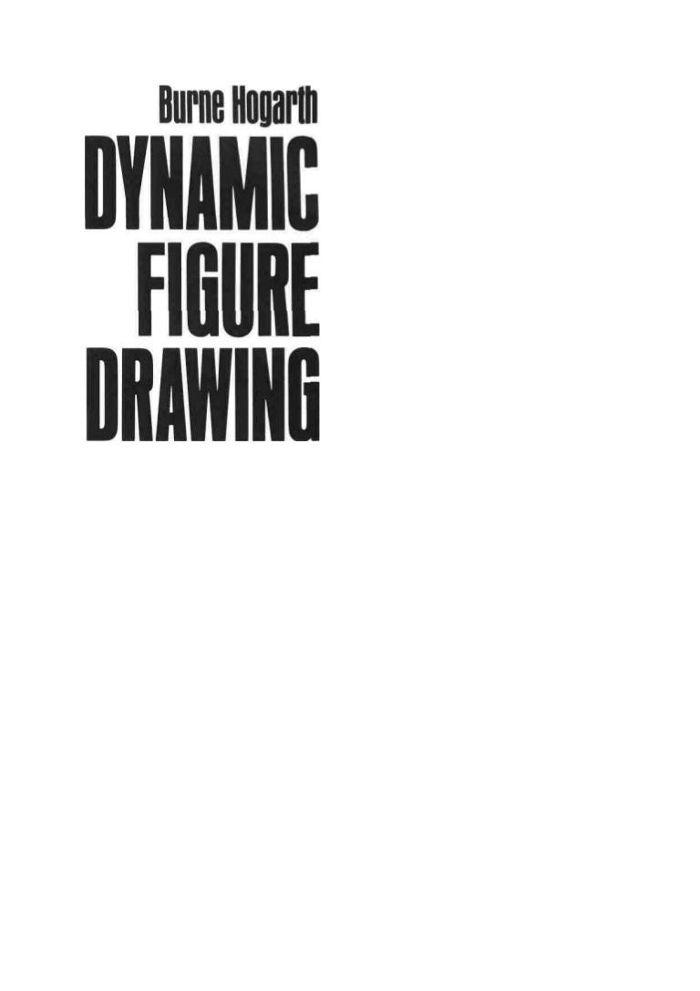 768x1087 Burne Hogarth Dynamic Figure Drawing