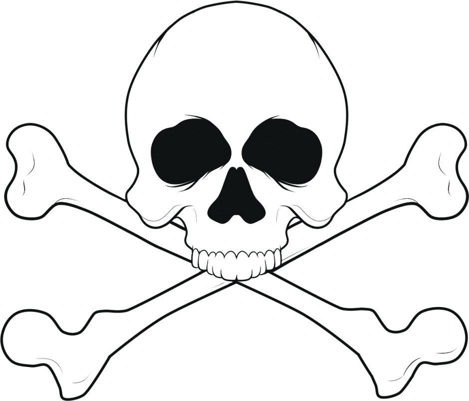 940x803 skull and crossbones pictures to print pirate skull and crossbones