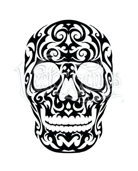 468x580 skull design skull sugar skull tattoo skeleton design symbol sugar