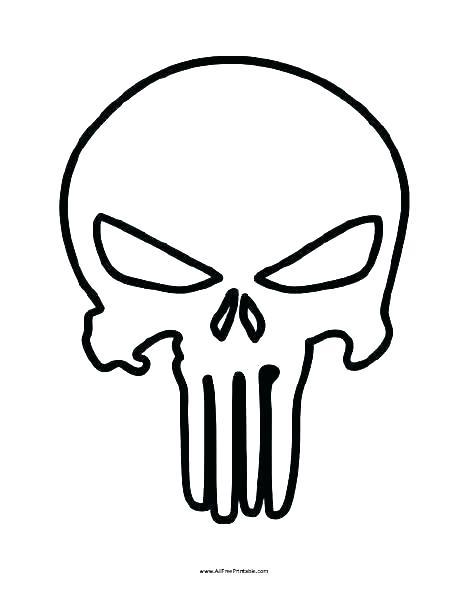 467x604 Easy Skull Drawings Easy Skull Tattoo Ideas