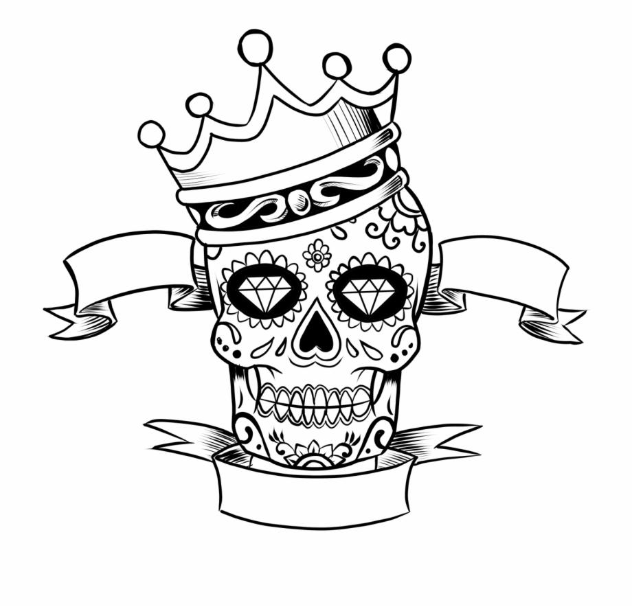 920x884 Rubens Drawing Skull