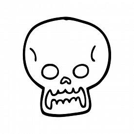 275x275 Cartoon Skull Photos And Images