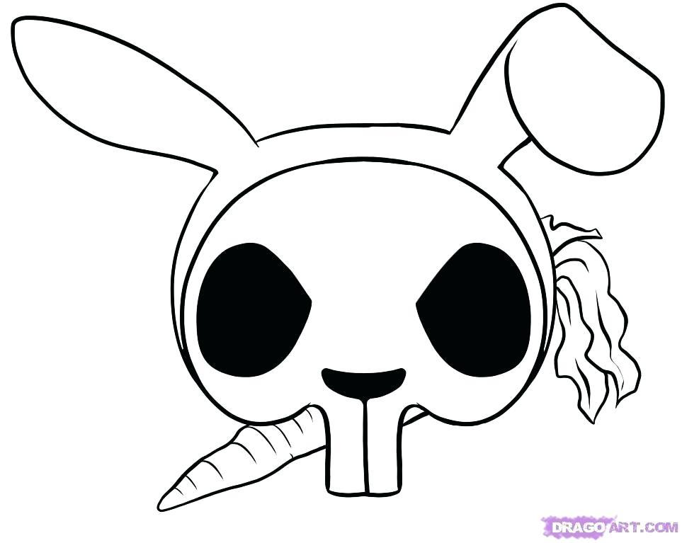 963x767 Skull Drawings Easy Easy Drawings Of Skulls Easy Skull Drawings