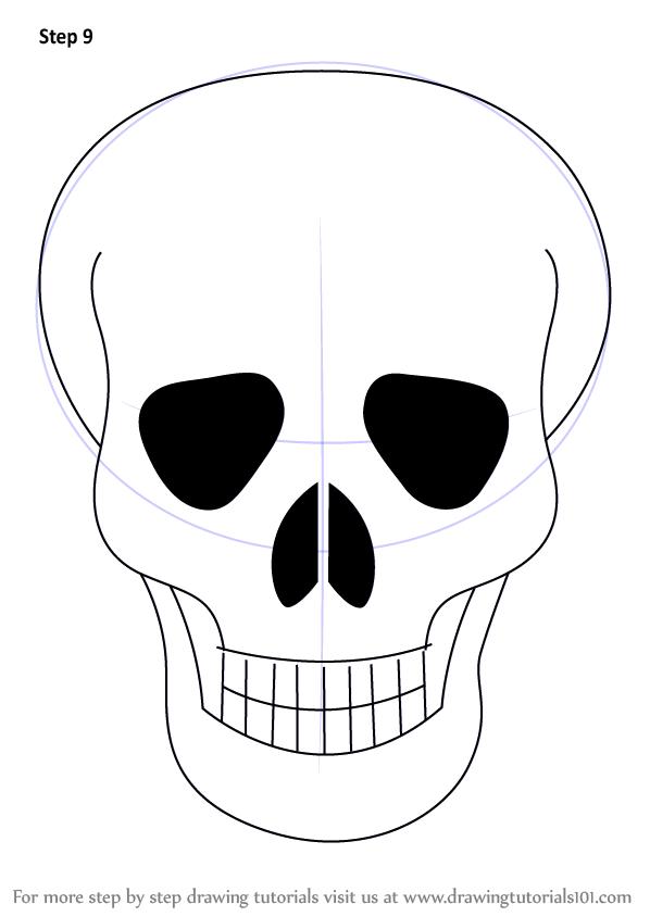 Skull Drawing Pics