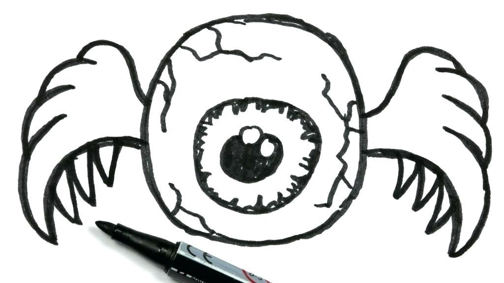 1024x576 Halloween Drawings Drawing Ideas Drawings Easy Best Easy Skull