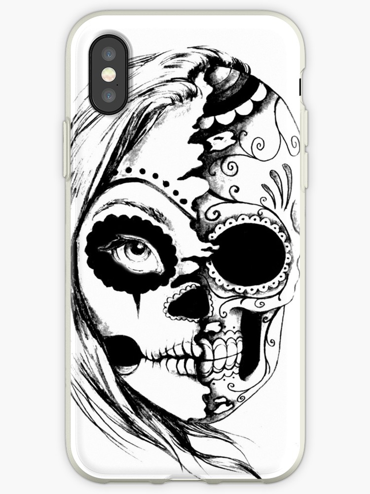 750x1000 Tumblr Skull Iphone Cases Covers