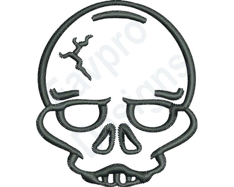 794x635 Skull Outline Human Skull Outline Illustration