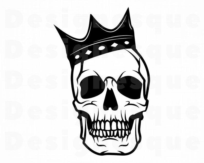 794x635 king skull skull king king skull clipart skull etsy