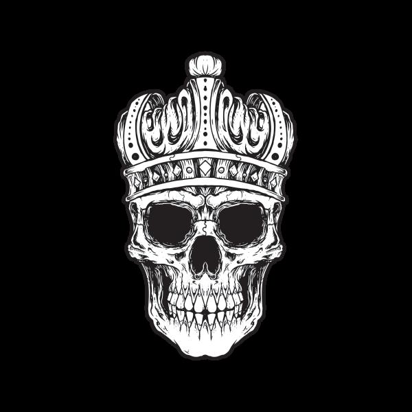 600x600 Skulls King Transparent Png Clipart Free Download
