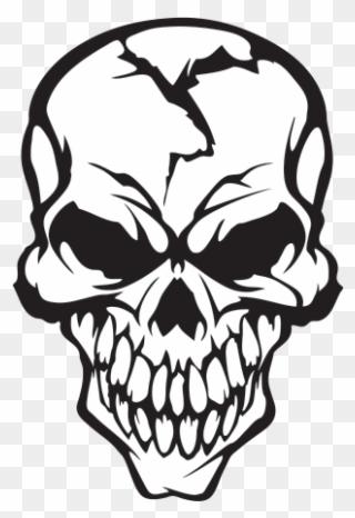 320x466 Banner Freeuse Alpha Vector Gorilla Skull
