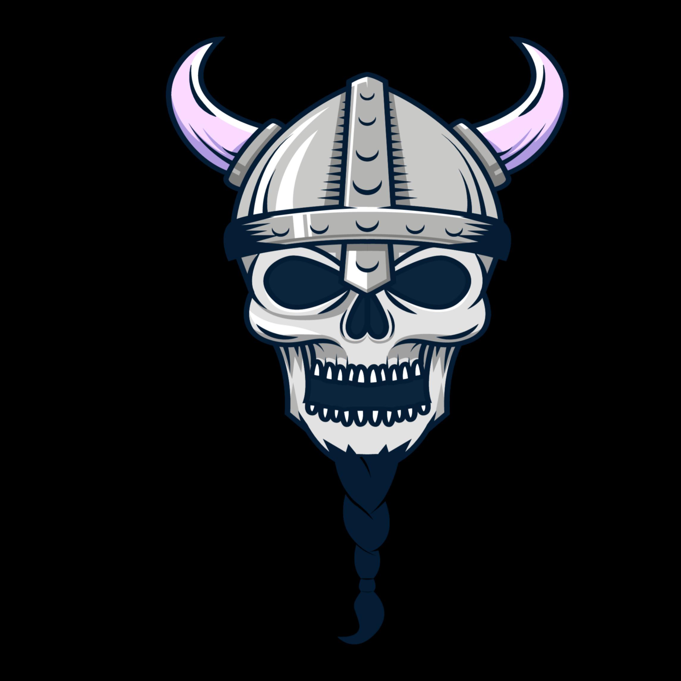 2289x2289 Mq Skull Skulls Horns
