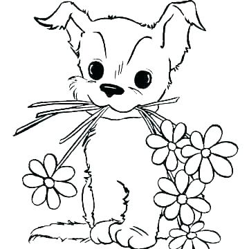 360x360 coloring pages dog smiling dog smiling dog coloring