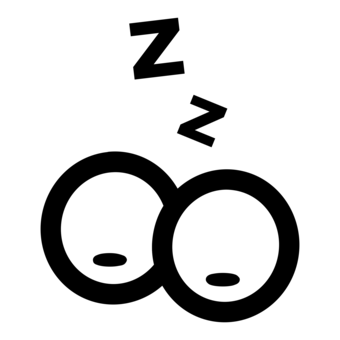 340x340 Computer Icons User Interface Sleep Eye Drawing Cc0
