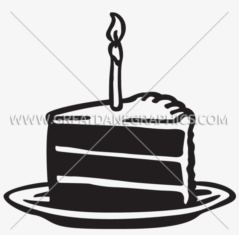 820x808 Drawn Cake Cake Slice