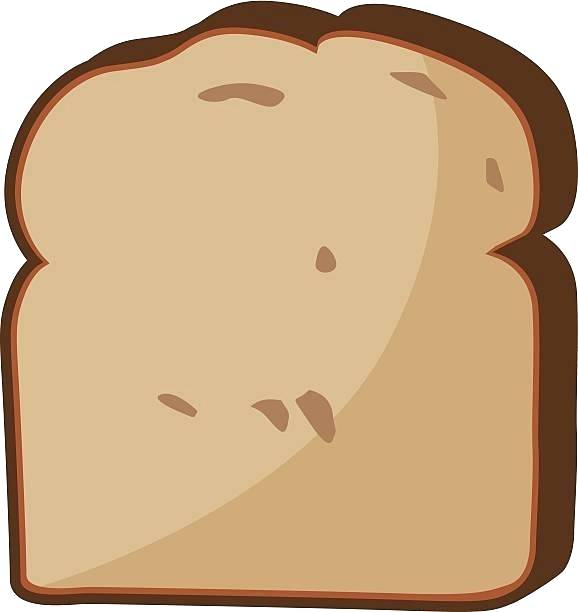 578x612 slice of bread drawing royalty free slice slice bread drawing