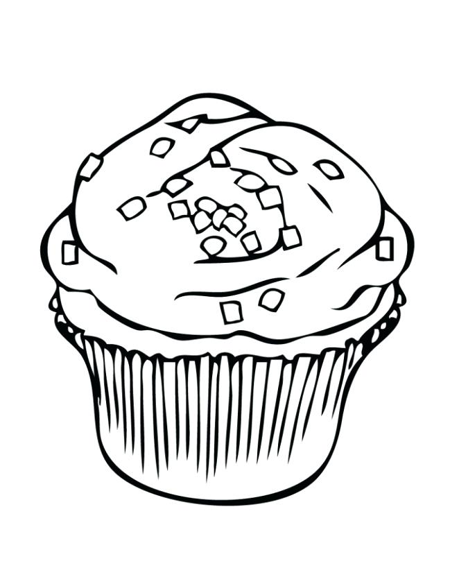 649x832 Simple Cake Drawing Draw A Cupcake Mother Nature Network Simple