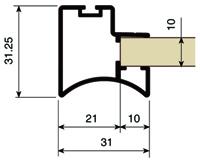 200x164 Sliding Door System