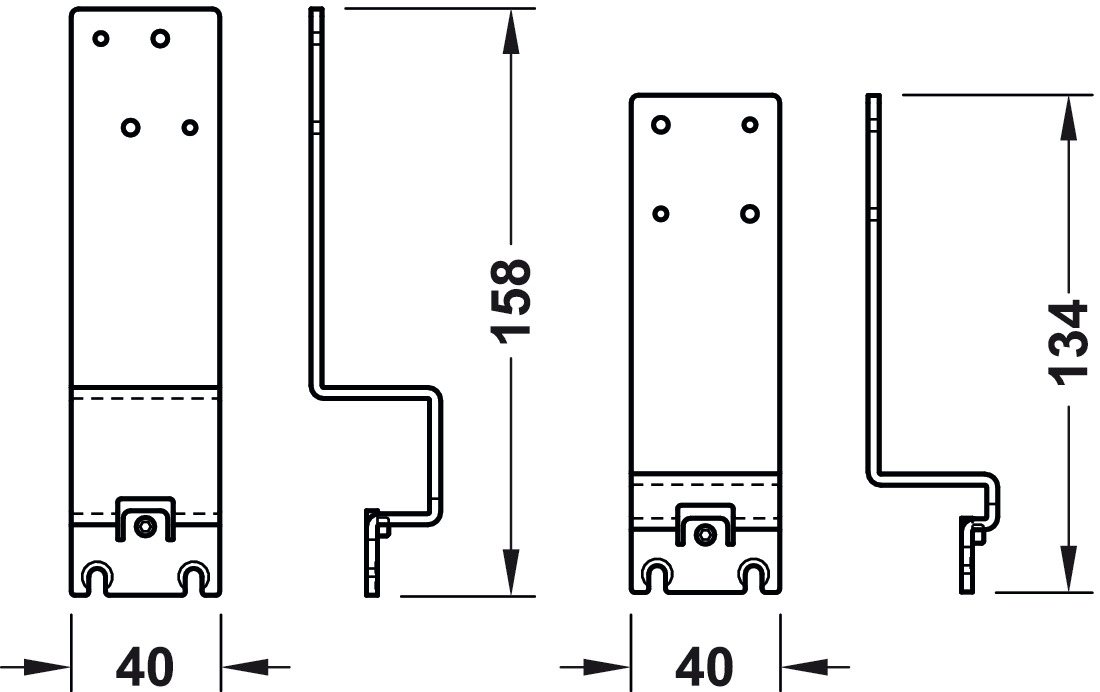 1100x692 e drive sliding door drive, for eku combino vf, set online