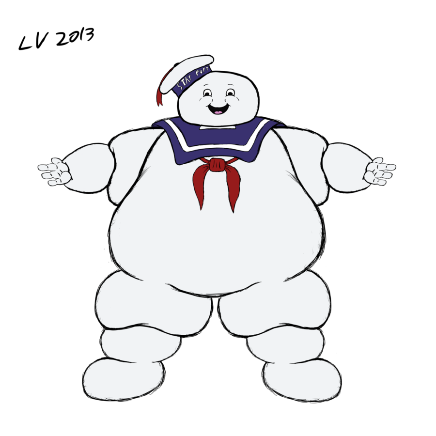 900x900 download stay puft drawing clipart stay puft marshmallow man egon