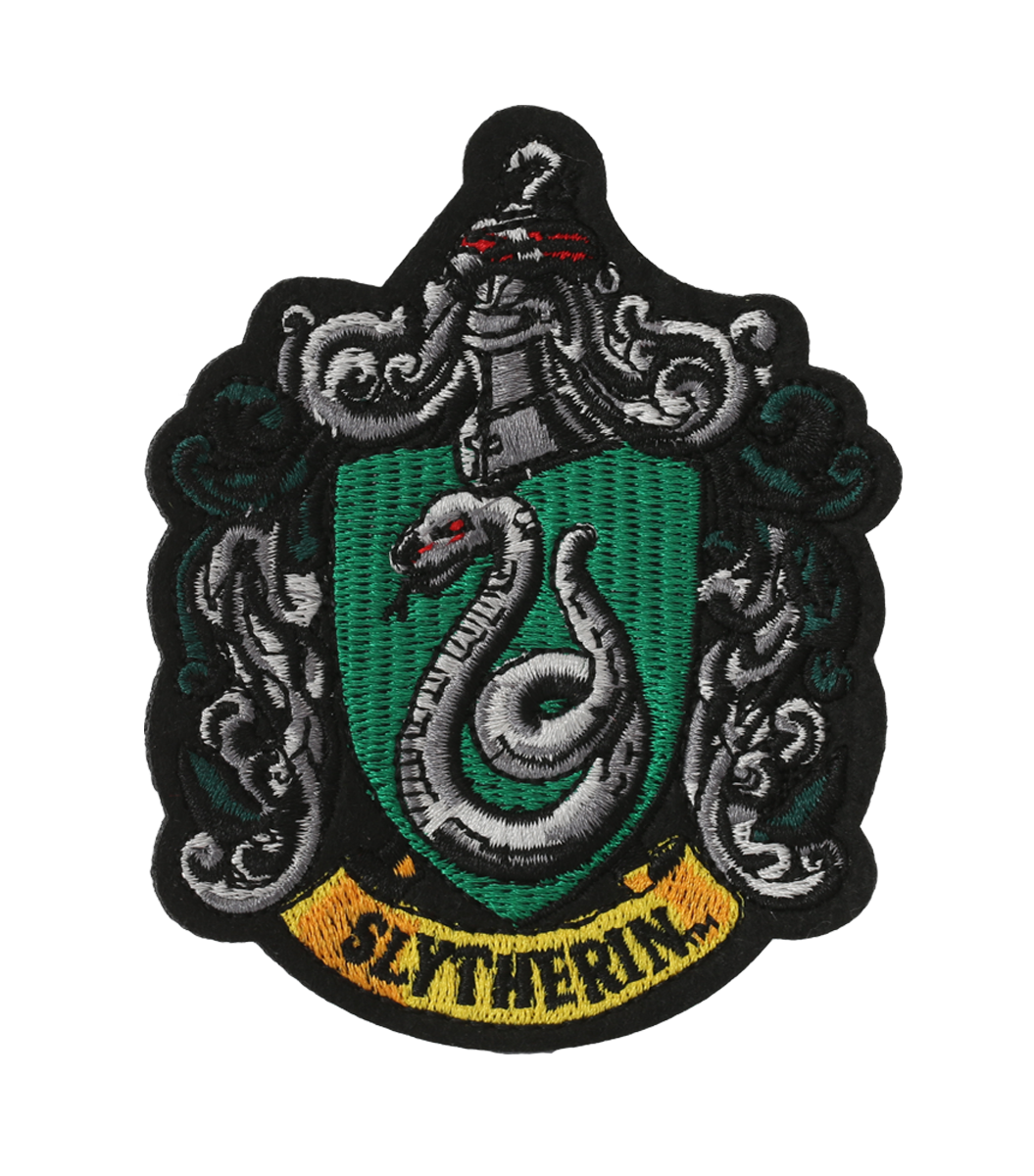 1055x1200 Slytherin Crest Embroidered Patch Harry Potter Slytherin