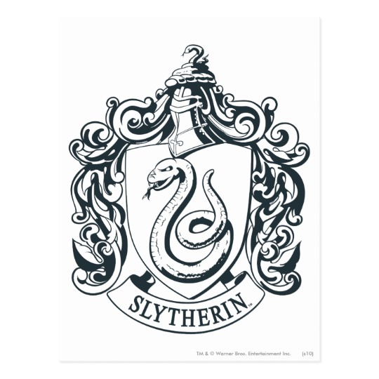 540x540 Harry Potter Slytherin Crest