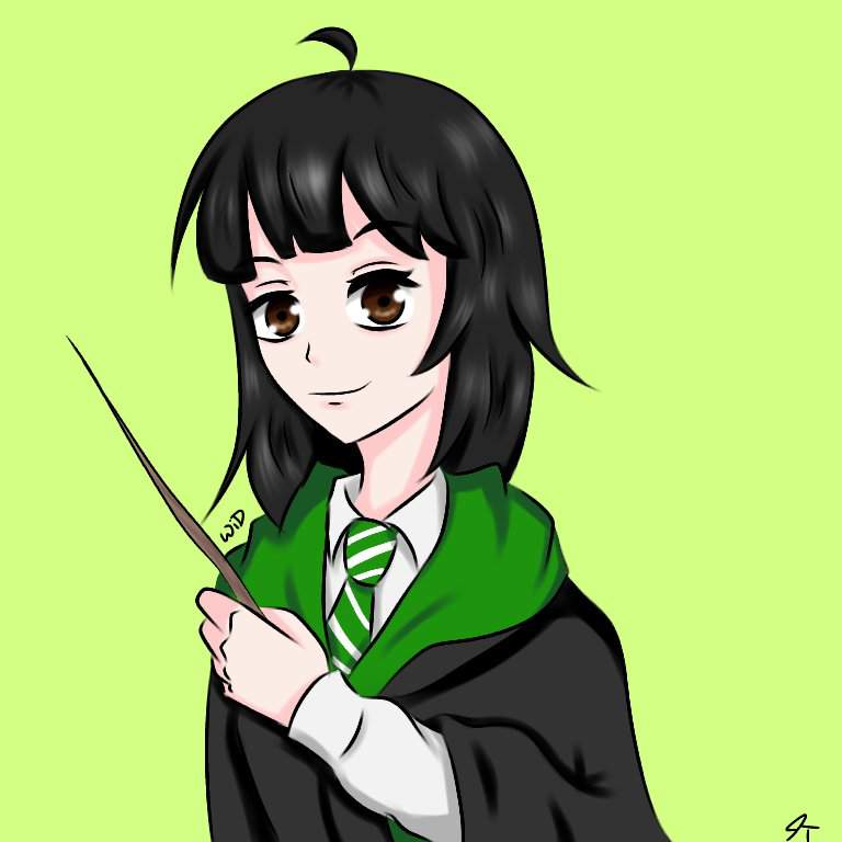 768x768 Gryffindor And Slytherin Request Drawing Anime Amino