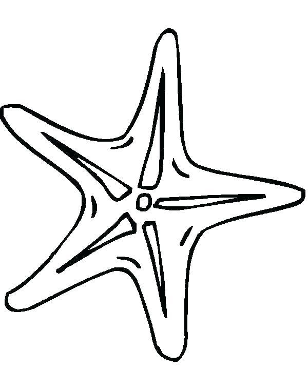 Small Star Drawing