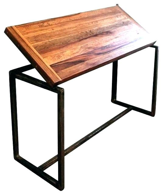 536x640 Drafting Table With Drawing Furniture Desk Small Wood