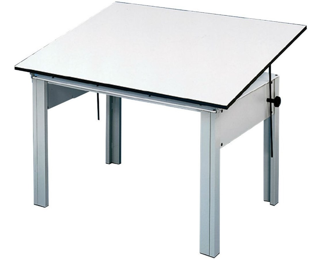 1116x900 Alvin Designmaster Compact Drawing Table Tiger Supplies