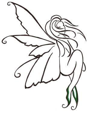 289x375 fairy tattoo designs cool tatts fairy tattoo designs, fairy