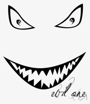 300x345 evil smile png download transparent evil smile png images