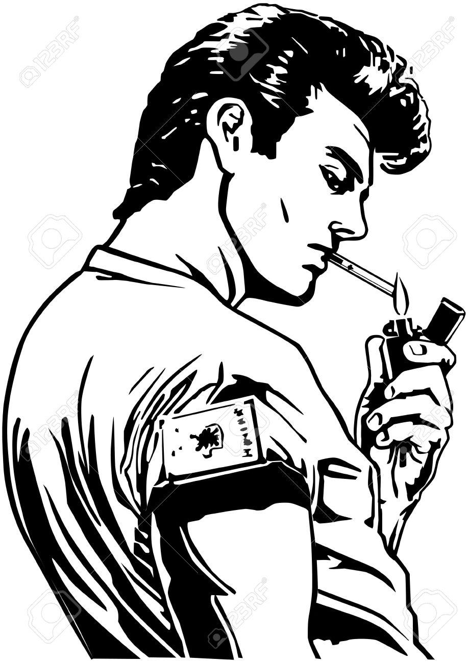 917x1300 Smoke Drawing For Free Download