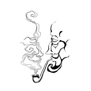 300x300 Smoke And Mirrors Drawing
